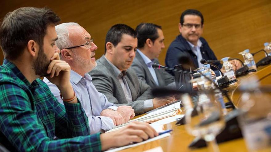 Aprobada propuesta ley de RTVV con voto en contra del PP y abstención de C's