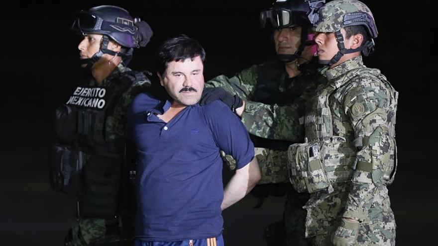 Un juez mexicano avala la extradición del Chapo a Estados Unidos