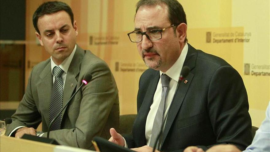 Apartados del cuerpo los ocho mossos d'Esquadra imputados en el caso del Raval