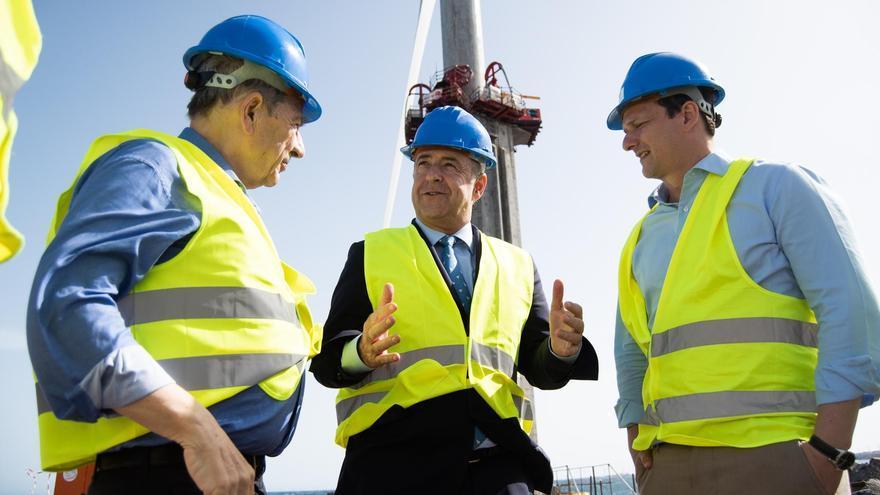 Gran Canaria contará con el primer aerogenerador marino de España