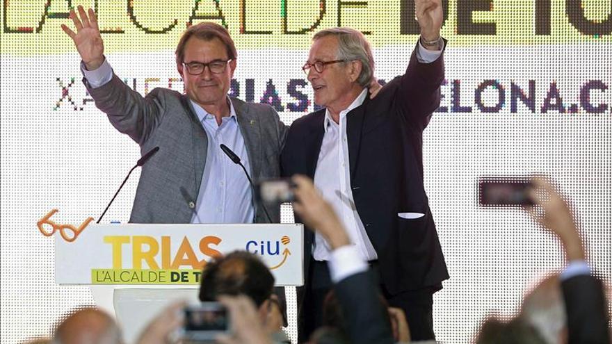 Trias llama a la participación porque los ayuntamientos y Barcelona se juegan mucho