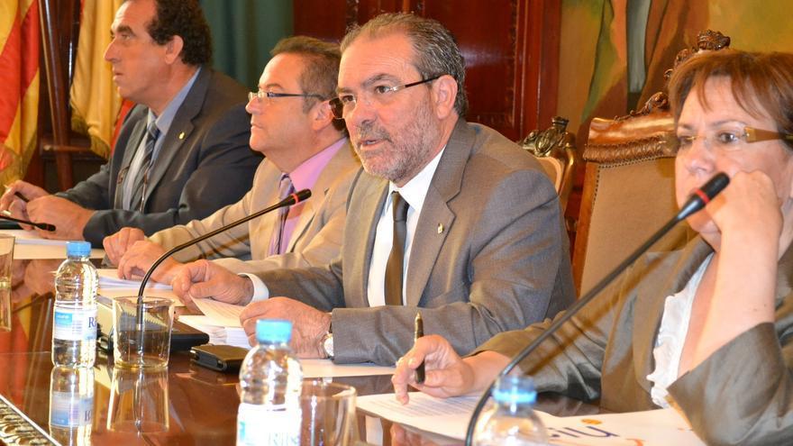 Los diputados socialistas de la Diputación de Lleida se abstienen o no votan la declaración soberanista