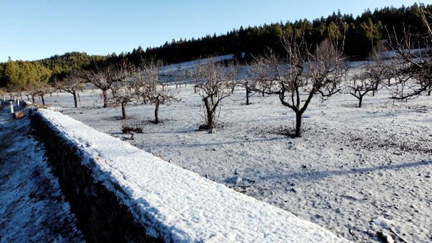 De la nieve en Gran Canaria (II) #8