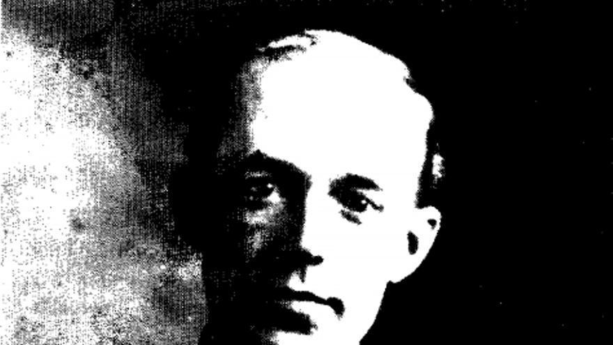 Un jovencísimo Herbert O. Yardley