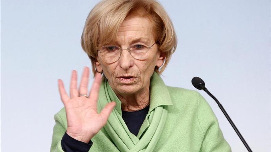 Bonino sugiere que entre los inmigrantes que llegan a Europa hay terroristas