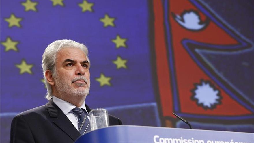 La CE aprueba un presupuesto para ayuda humanitaria récord de 1.100 millones
