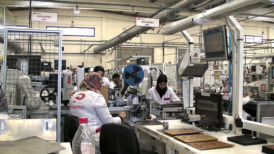 Marruecos crece un 2,9% en el tercer trimestre, un 2,1% menos que el año anterior