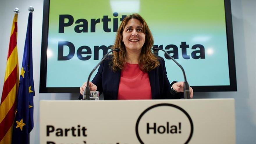 """Marta Pascal pide a CUP evitar """"debates estériles"""" y aprobar los presupuestos"""