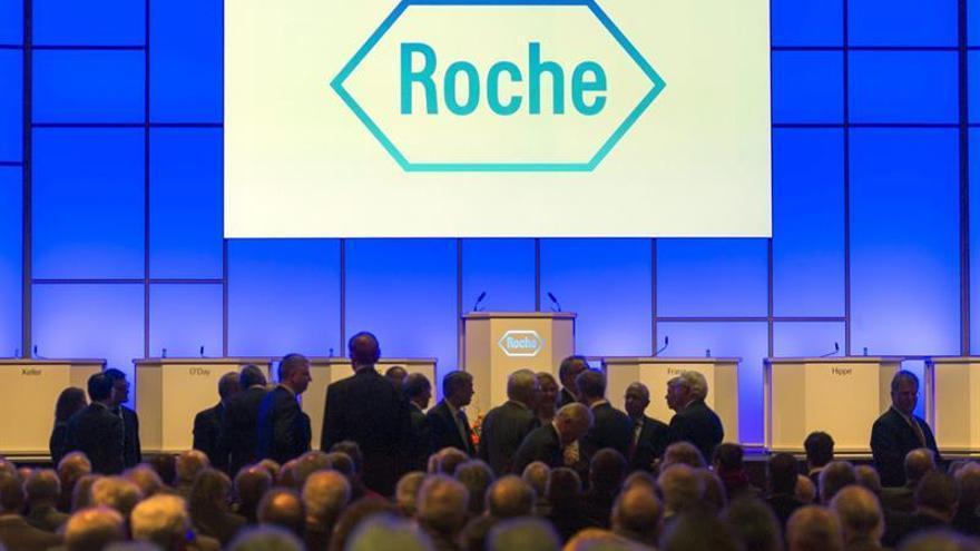 Roche gana 5.467 millones en el primer semestre, un 4 % más que en 2015