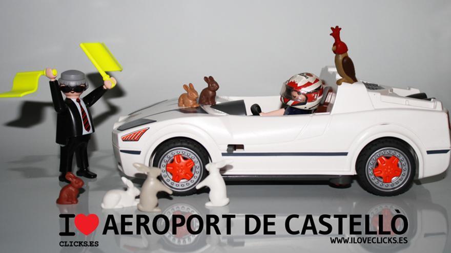 I love Aeroport de Castelló
