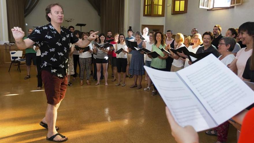 Skinner pide a religiosos que abran catedrales e iglesias a la música antigua