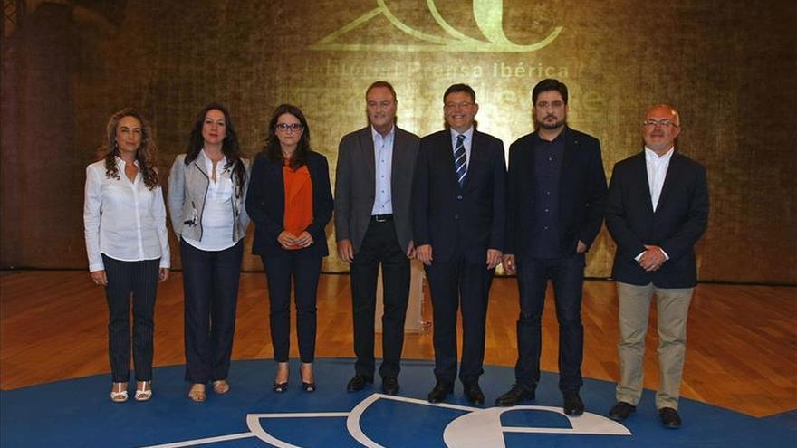 Fabra ve difícil que el resto pacte y Puig promete un gobierno cohesionado