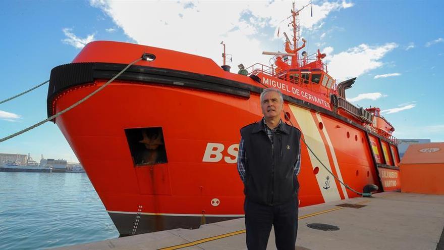 """Salvamento Marítimo desmonta el bulo de los barcos nodriza con inmigrantes hacia Canarias: """"Hemos hecho búsquedas a 200 millas y nunca vimos uno"""""""