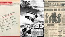 Periódicos del 4 de diciembre de 1977 /Cedidos por la ASP