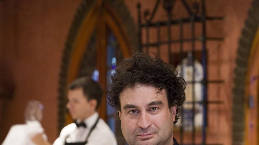 Pepe Rodríguez, chef de El Bohío