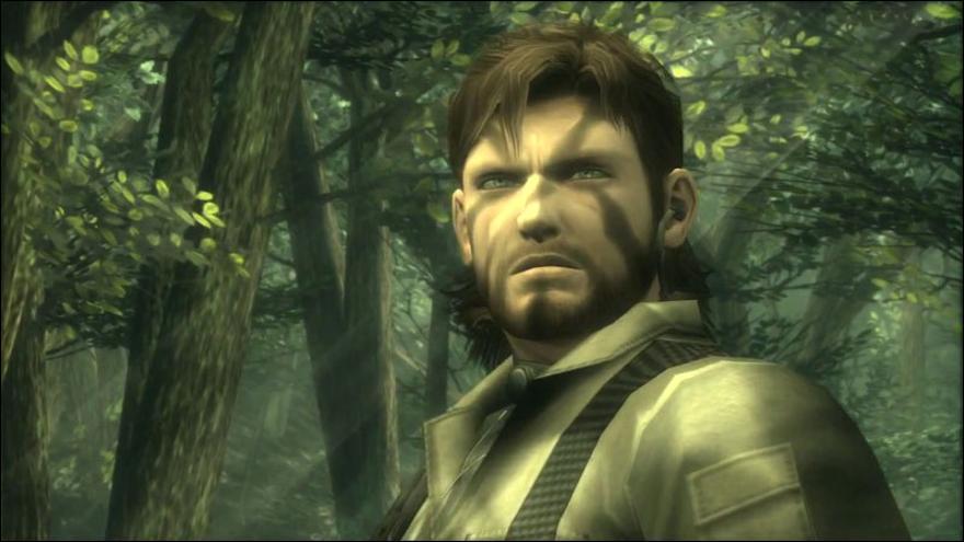 Naked Snake en 'Metal Gear Solid 3'