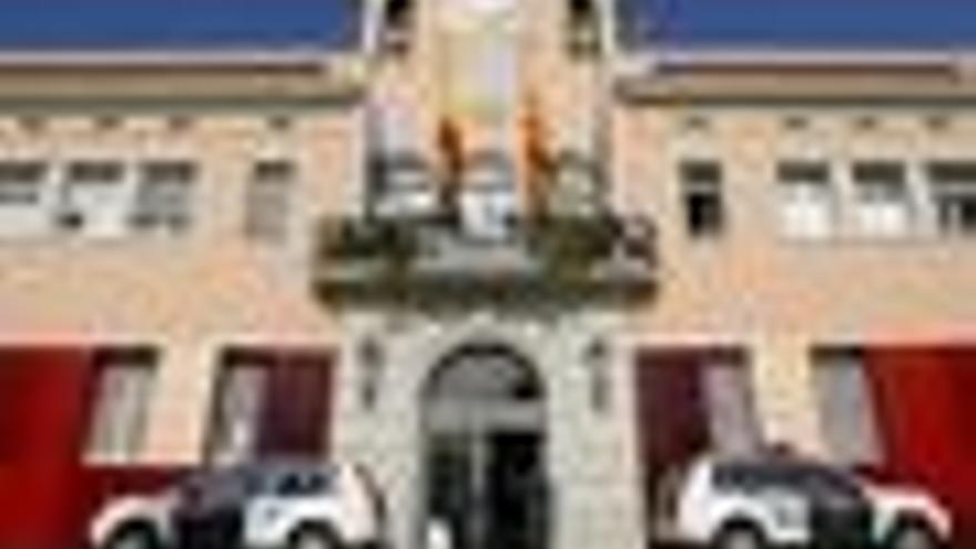 Operación contra la corrupción en Santa Coloma