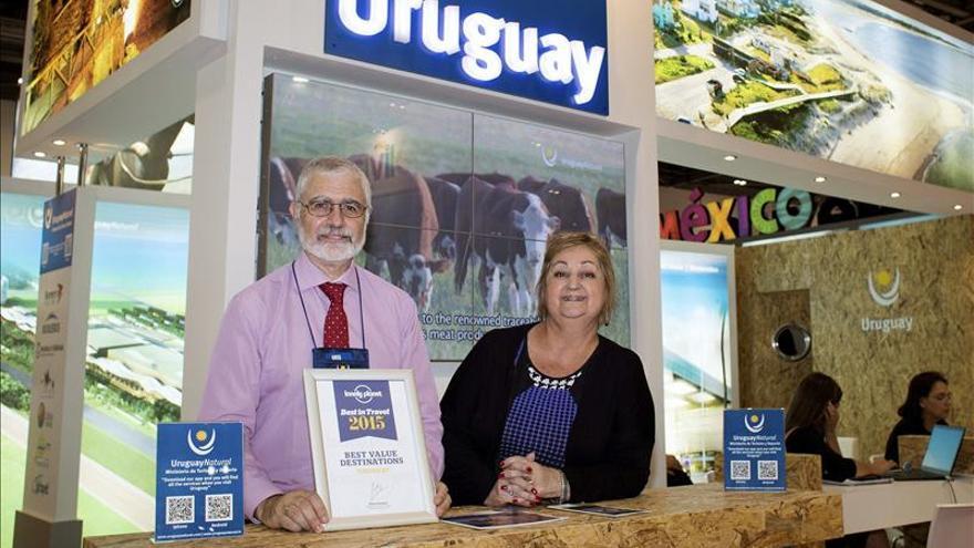 Uruguay se promociona en Europa como país bello, abierto y tolerante