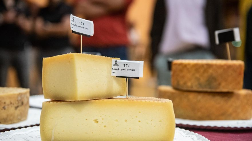 Quesos de Gran Canaria en los World Cheese Awards