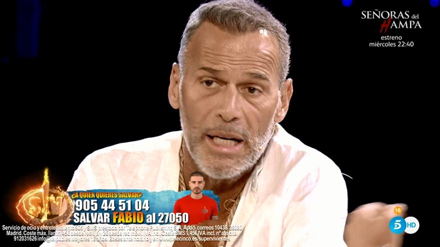 """Desafortunado comentario de Carlos Lozano por sus discusiones en la isla: """"No al feminismo y no al machismo"""""""
