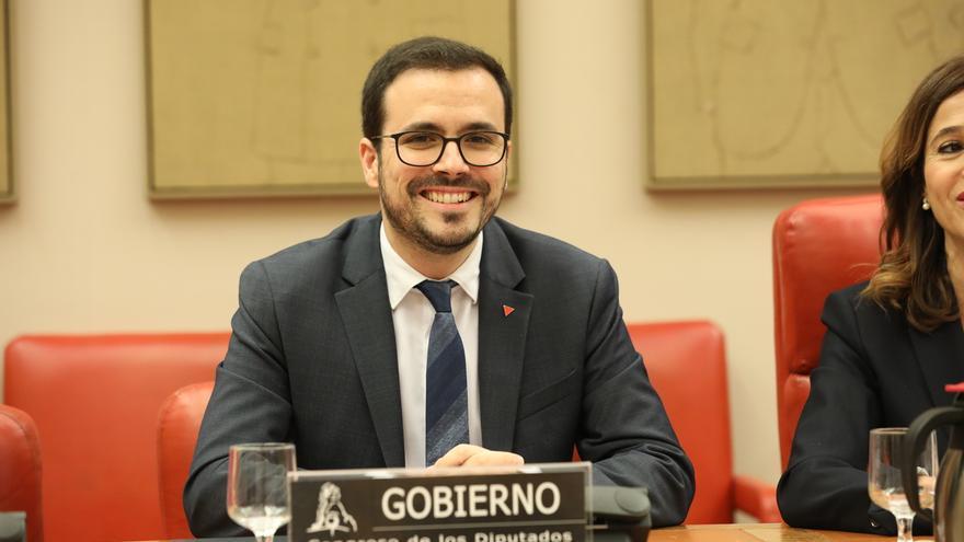 """Garzón acusa a la derecha de usar la pandemia para """"desestabilizar y tumbar al Gobierno"""": """"No es razonable"""""""