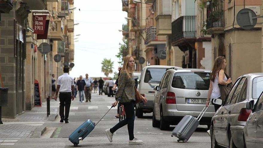 Los hoteles de Barcelona bajan 7 puntos de ocupación y el 13 % en la facturación en octubre