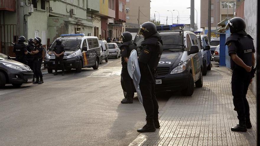 Detenido un presunto yihadista en una operación policial en Melilla