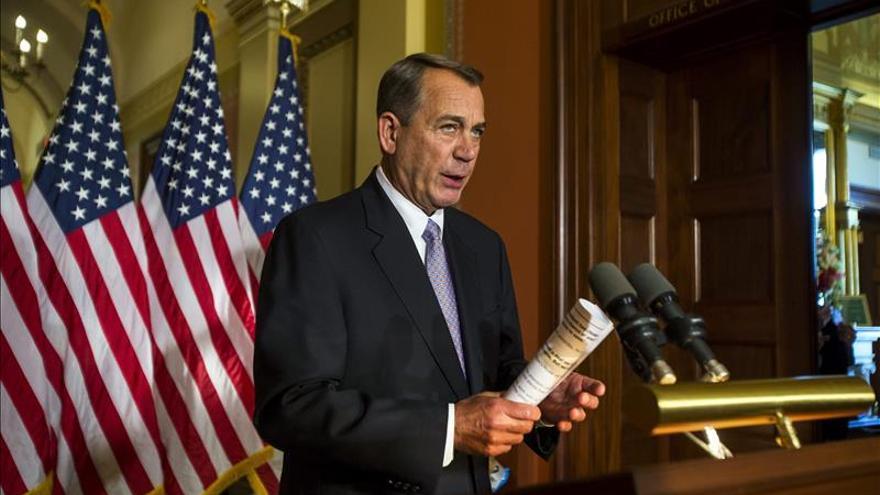 Líder republicano afirma que las medidas de Obama fomentarán la inmigración ilegal