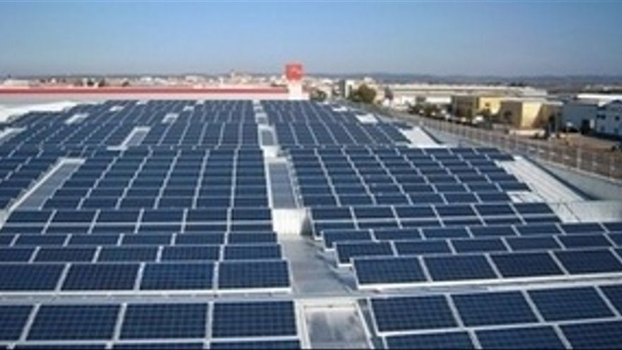 Espa a frena el gran parque solar del s hara - Energia solar tenerife ...