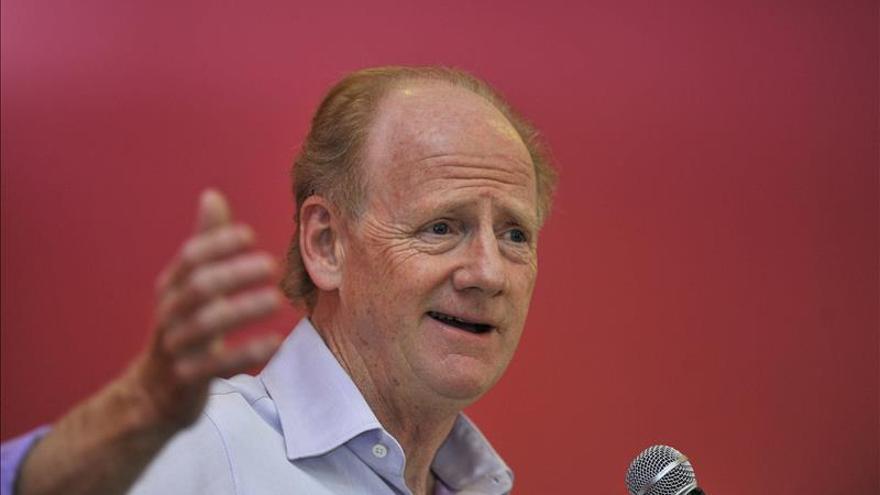 """""""Si no se avanza contra la corrupción, nada cambiará"""", dice John Ralston Saul"""