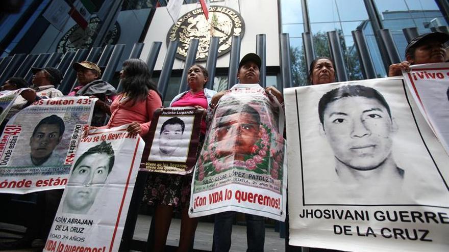 Detienen al presunto incitador de la violencia contra los estudiantes de Ayotzinapa