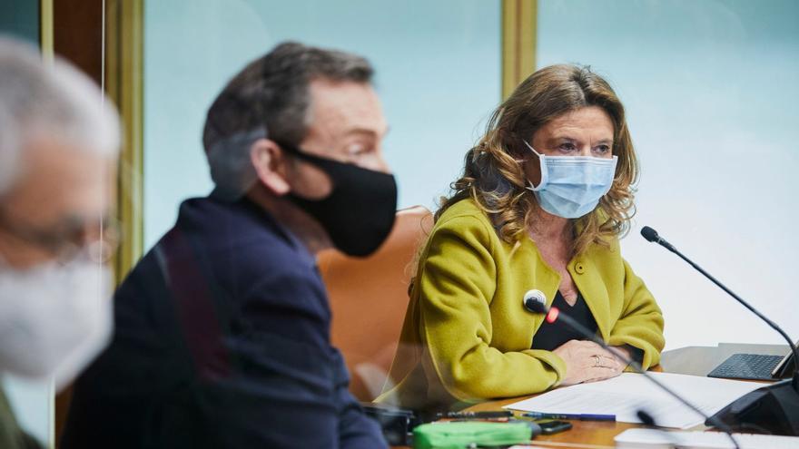 """Euskadi alerta de que la caída de la incidencia de la pandemia se ha """"enlentecido"""" y avisa de que la situación está """"lejos de ser tranquilizadora"""""""