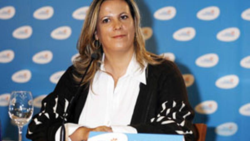 Rita Martín, consejera de Turismo del Gobierno de Canarias. (CANARIAS AHORA)