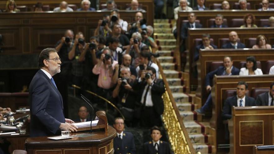Rajoy propone alcanzar un gran pacto contra la violencia machista