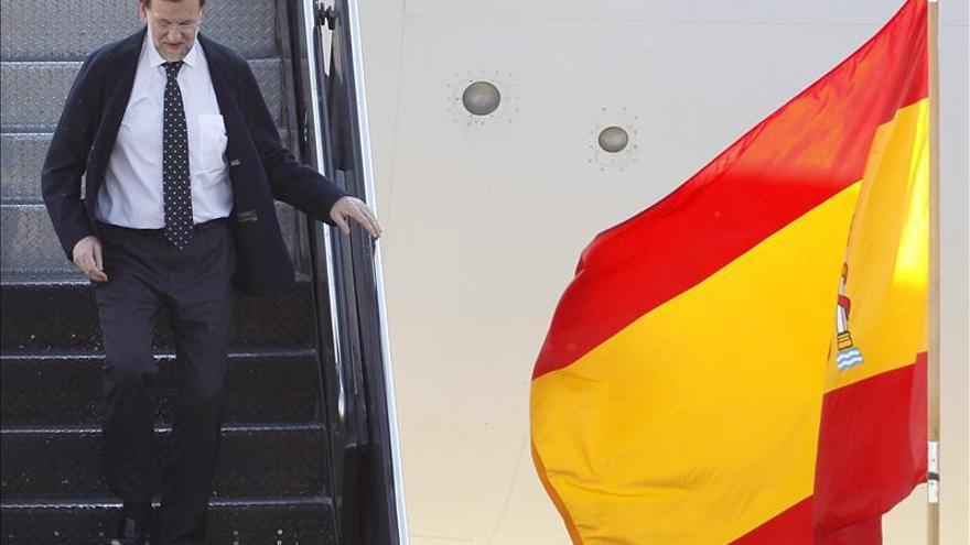 Rajoy viajará a Australia e iniciará con Obama sus visitas de 2014 a América