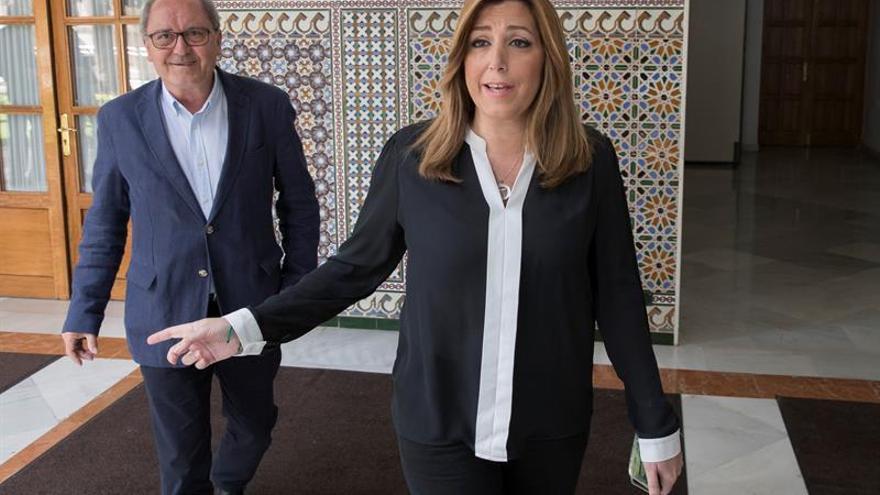 El Gobierno reprueba comportamientos como el de Baldoví con Susana Díaz