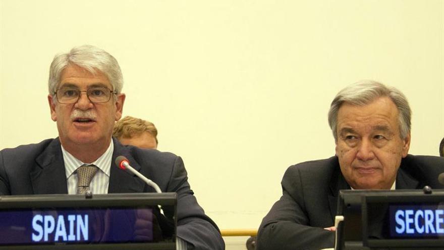 Dastis pide recuperar el espíritu de diálogo para lograr la paz en Oriente Medio