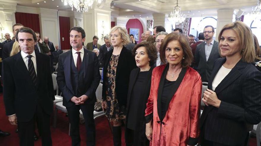 """Valls pide cooperación hispano-francesa """"hasta el fin"""" y la derrota de ETA"""