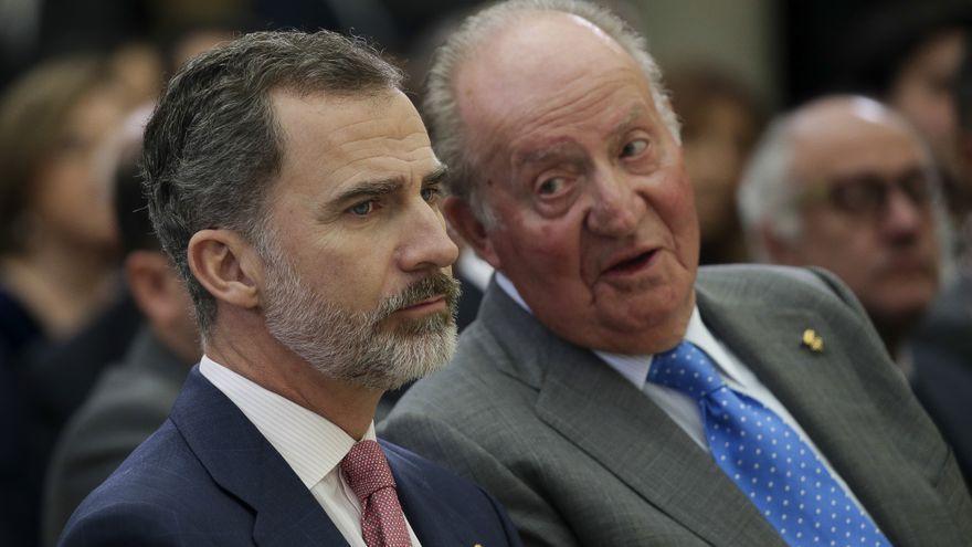 Juan Carlos primero, Felipe después