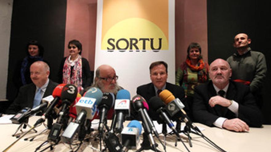 RDP del partido de Sortu