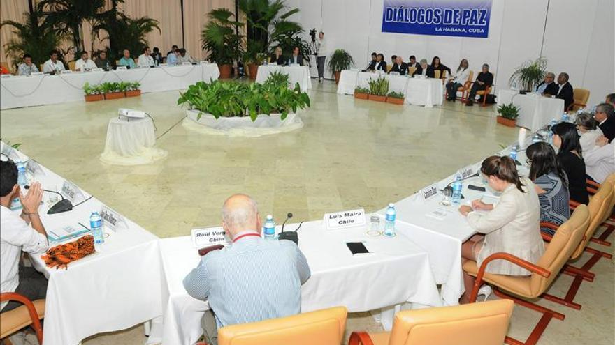 Las víctimas de las FARC crean una organización para tener más peso en el proceso de paz