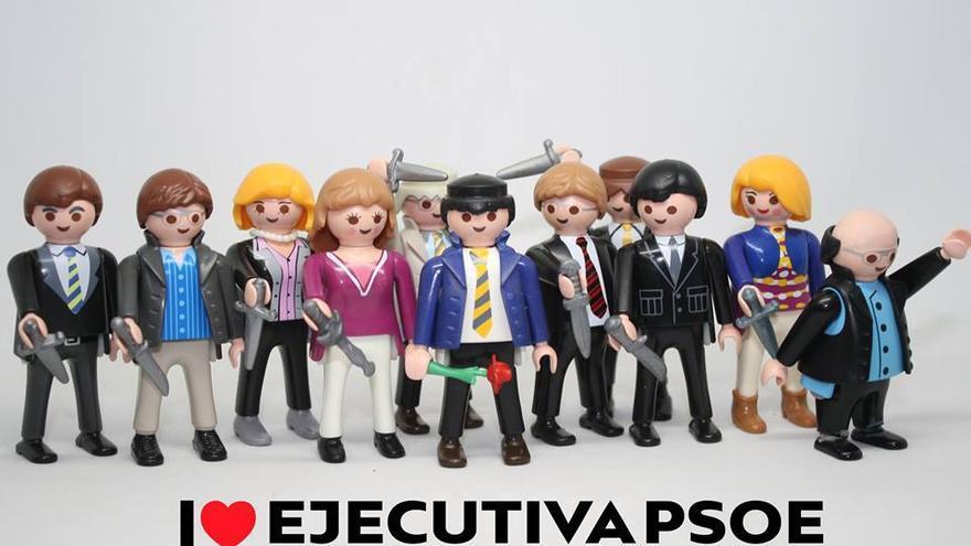 I love Ejecutiva PSOE