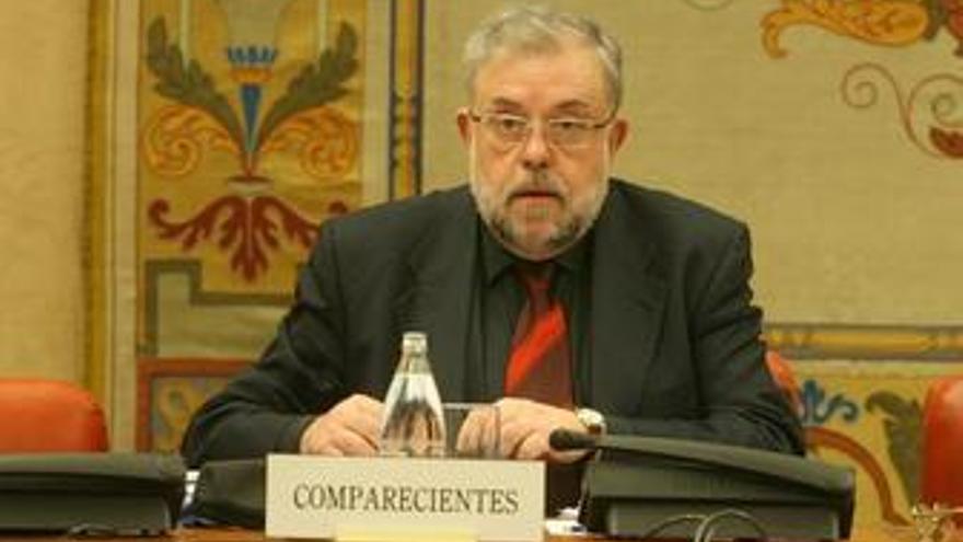 Octavio Granado en el Congreso