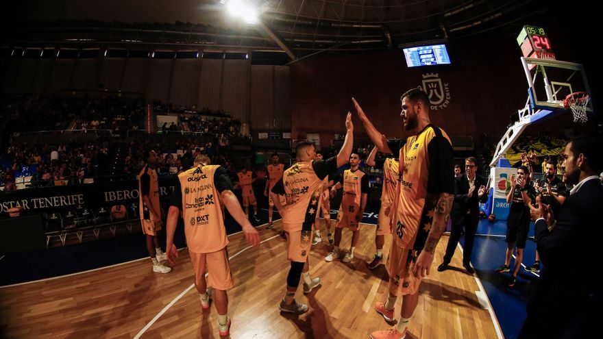 El Iberostar Tenerife busca defender el liderato del grupo en competición europea.