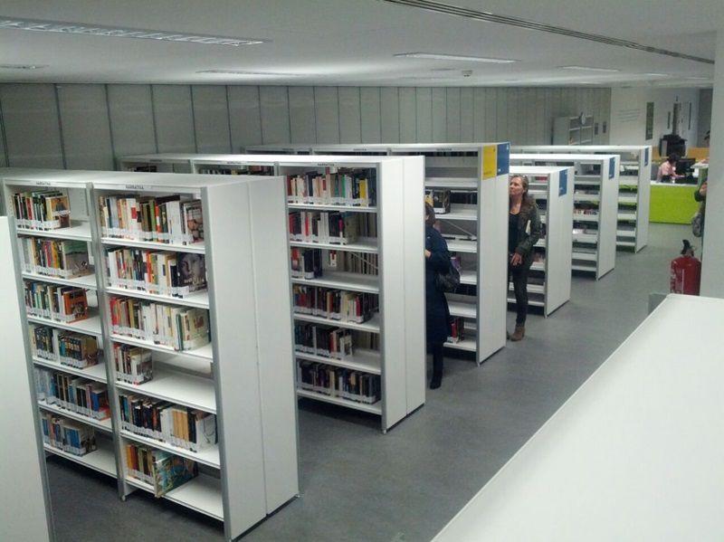 Todas las bibliotecas municipales abrirán el lunes 8 de junio en Madrid con cita previa