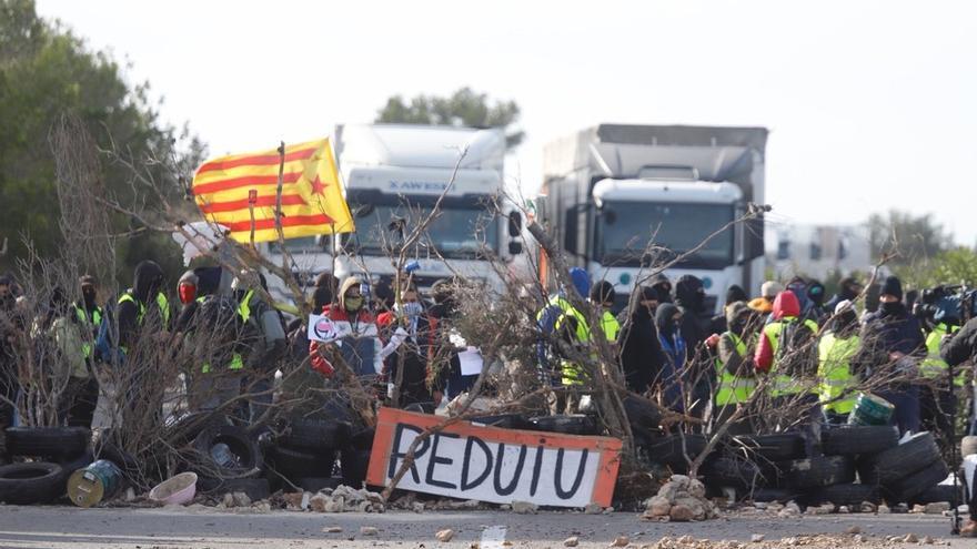Portavoz sindical de los Mossos asegura que la Generalitat no ordenó actuar ante los cortes de los CDR en la AP7