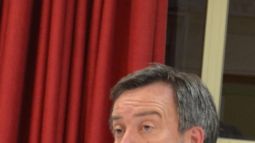 Nacho Tornel, concejal de Cambiemos Murcia