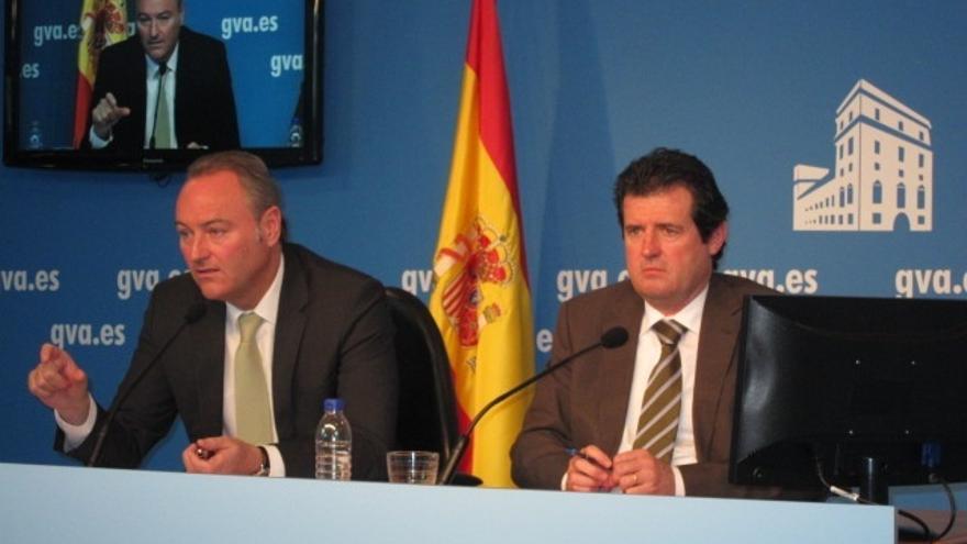 """Fabra anuncia que el PP denunciará a los integrantes de la mesa de edad de Orihuela (Alicante) por """"prevaricación"""""""
