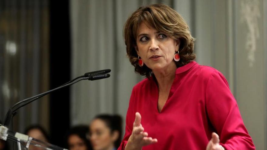 El Gobierno propondrá a Dolores Delgado como fiscal general del Estado