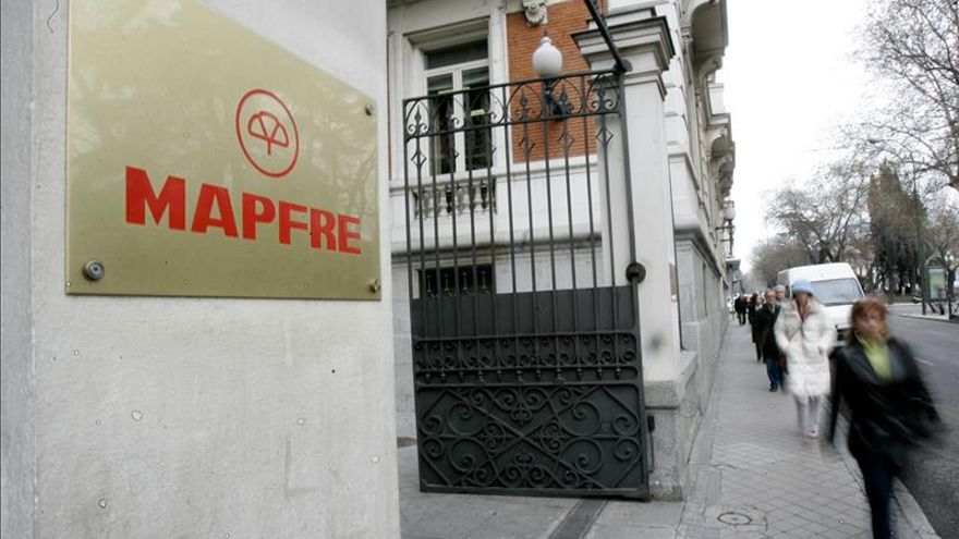 Mapfre ganó hasta septiembre 673 millones de euros, un 1,6 por ciento menos